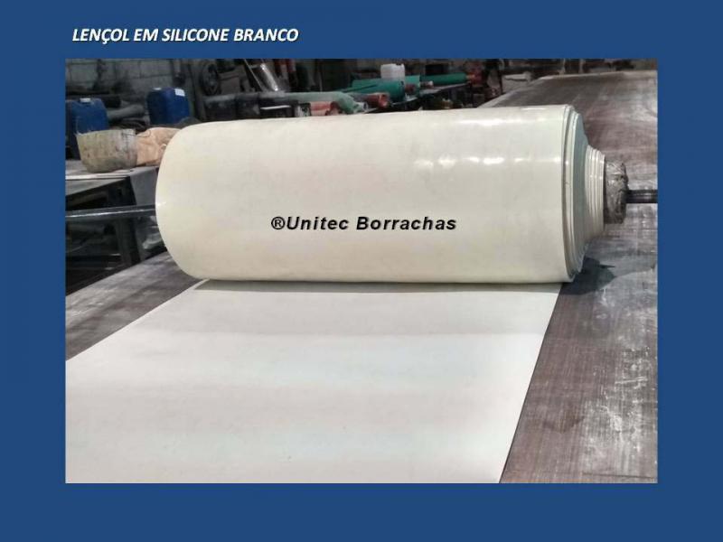 Fabrica de lençol de borracha