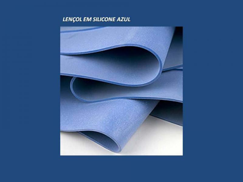 Fabricação de lençol de borracha