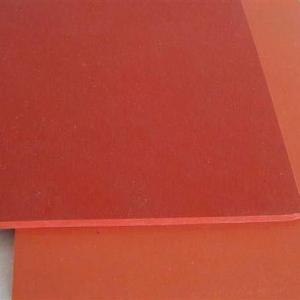 Placa de borracha de silicone